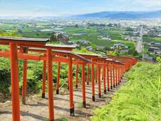 「浮羽稲荷神社」福岡県うきは市