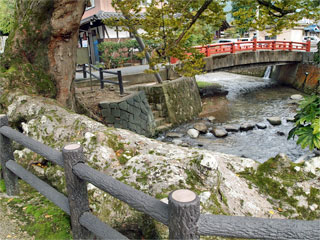 「木の根橋」兵庫県丹波市