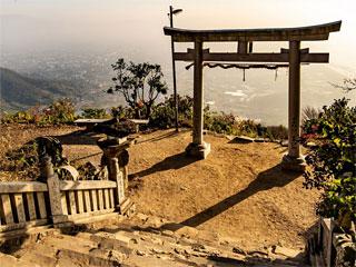 「高屋神社」香川県観音寺市