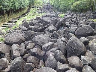フォレストパーク神野山「鍋倉渓」奈良県山添村